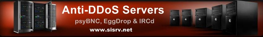 ircd hosting