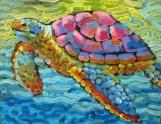 """cheerful turtle"""