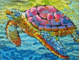 """cheerful turtle"""
