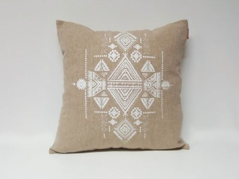 Housse Coussin Sérigraphie Broderie n°5