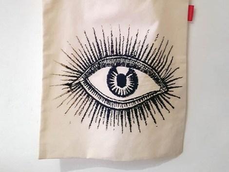 Tote Bag Oeil