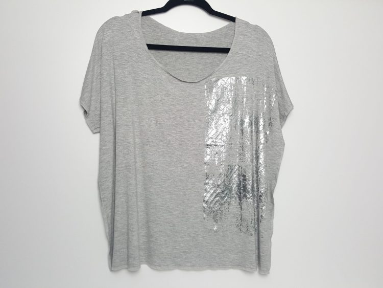 2176 Tee shirt Lumieres Gris clair scaled