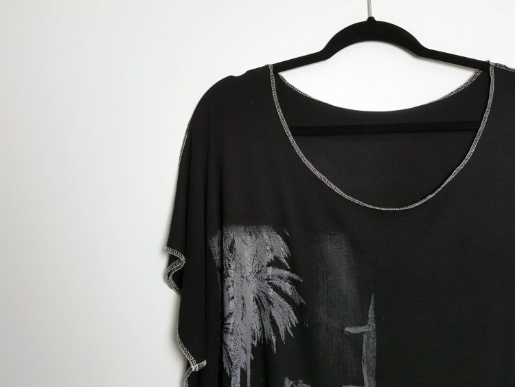 Tee-Shirt Noir