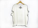 tee-shirt-sissimorocco-portrait-de-femme-piece-unique-blanc-2