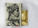 pochette rachida doré II