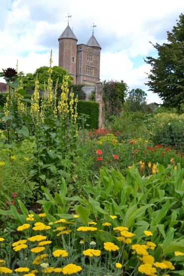 High summer in the Cottage Garden