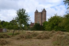 Tower and bails