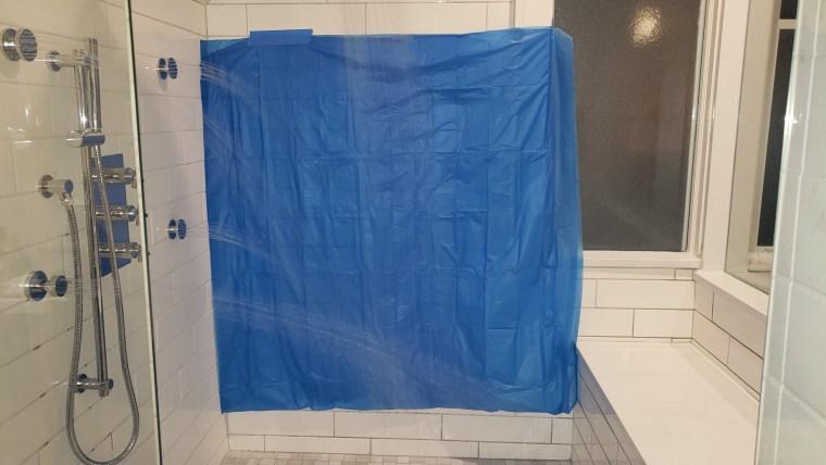 Body Sprays with Wall Shower Head