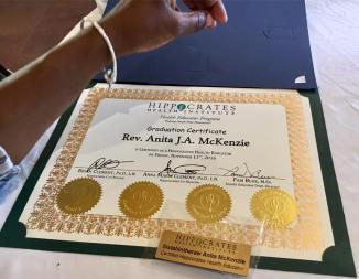 My HHI Certificate
