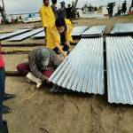 Llega a Wawa Bar ayuda para reconstruir casas