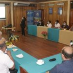 Autoridades del CNU visitan el caribe en solidaridad con las universidades caribeñas