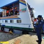 Protección y seguridad a buques mercantes y flota pesquera industrial en el mar Caribe