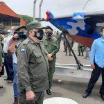 Ejército estrena equipos y medios para protección de población