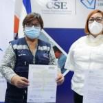 CSE presenta protocolo sanitario a cumplirse en la campaña electoral