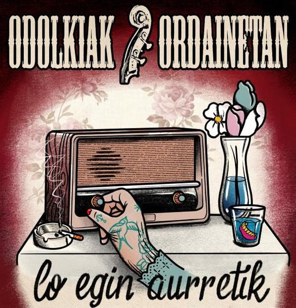 Odolkiak Ordainetan ha publicado su disco Lo egin aurretik
