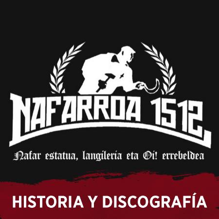 Una portada del grupo Nafarroa 1512