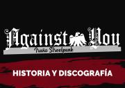 Against You (Streetpunk)   Historia y discografía