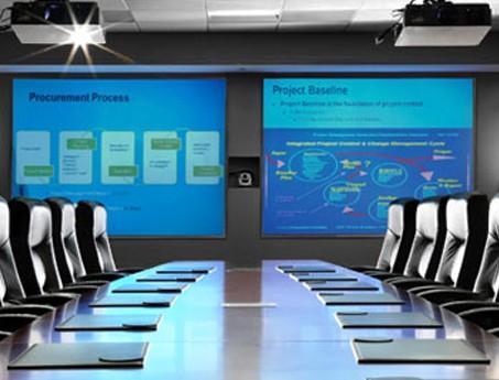 Soluciones Audiovisuales para empresas realizadas por SistemasAudiovisuales - VisualPlanet