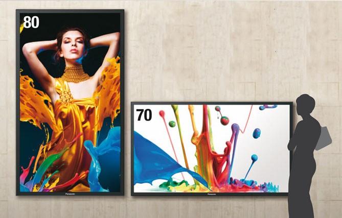 Pantallas y monitores digital signage publicitarios para cartelería digital utilizados por SistemasAudiovisuales - VisualPlanet