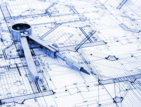 Un plano de CAD muestra la manera minuciosa de trabajar de SistemasAudiovisuales - VisualPlanet