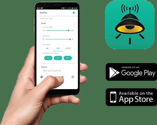Controla el sonido inalámbrico desde tu móvil, con la App gratuita que te instala VisualPlanet