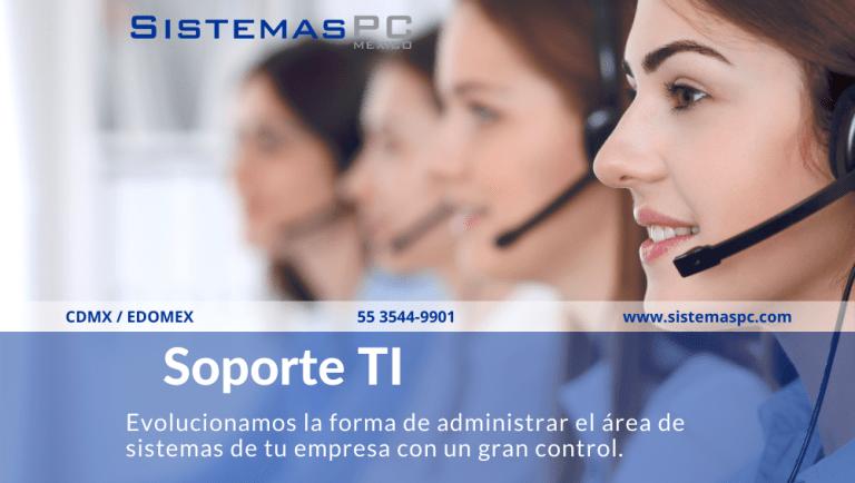 Lee más sobre el artículo Soporte TI la solución para las empresas PyMEs y de  mayor dimensión