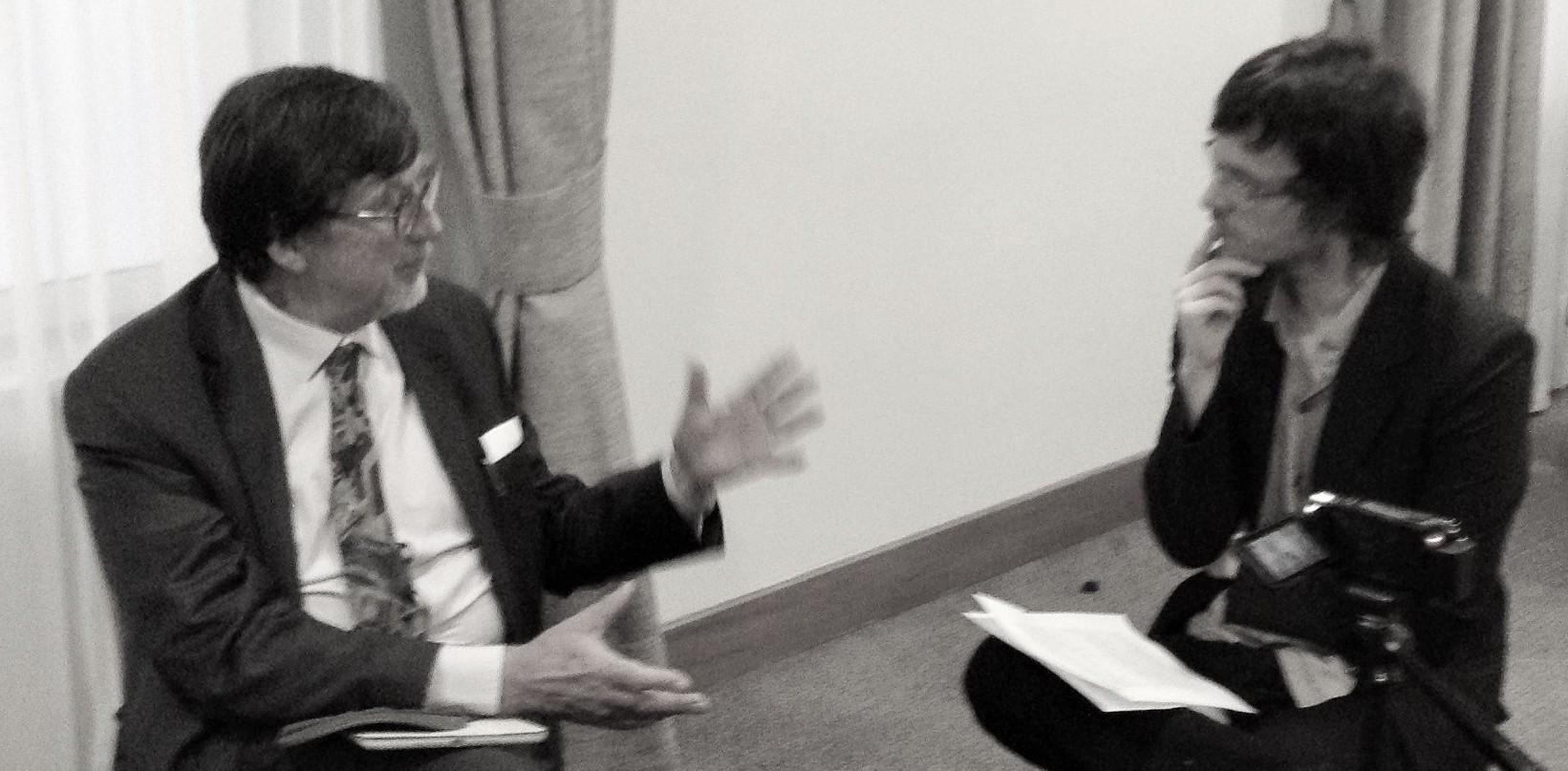 Entrevista a Bruno Latour realizada en el marco de su última visita a Chile