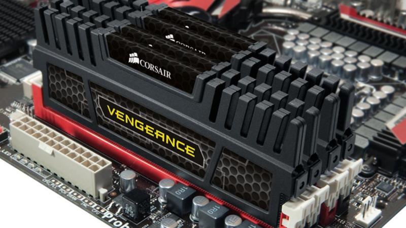 Elementos de un ordenador: La memoria RAM