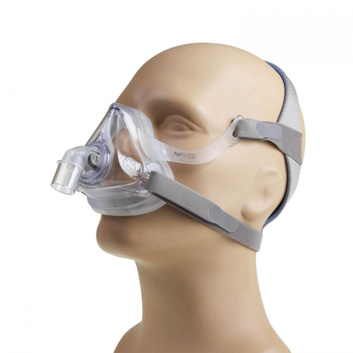 new resmed airfit f10 full face mask small medium or large