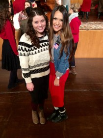 roxxy rod at our christmas mission picture