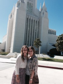 temple with hermana briggs
