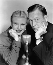 WE'RE NOT MARRIED!, from left, Ginger Rogers, Fred Allen, 1952, TM & Copyright ©20th Century Fox Film Corp