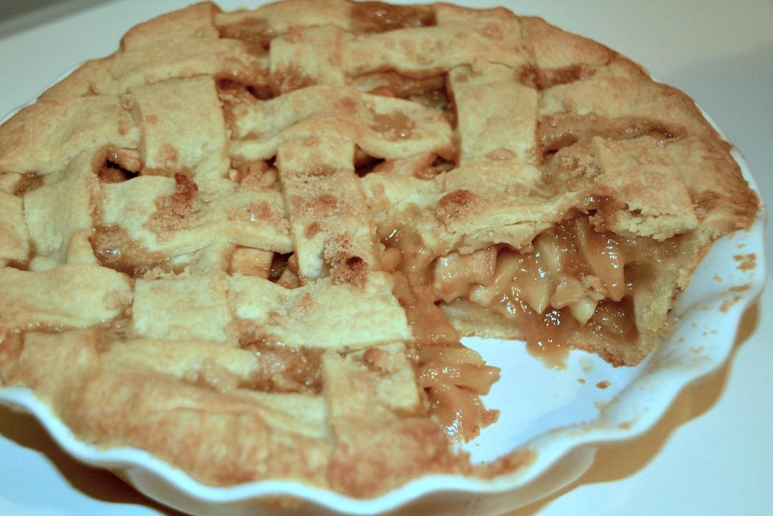 Grandma Approved Apple Pie
