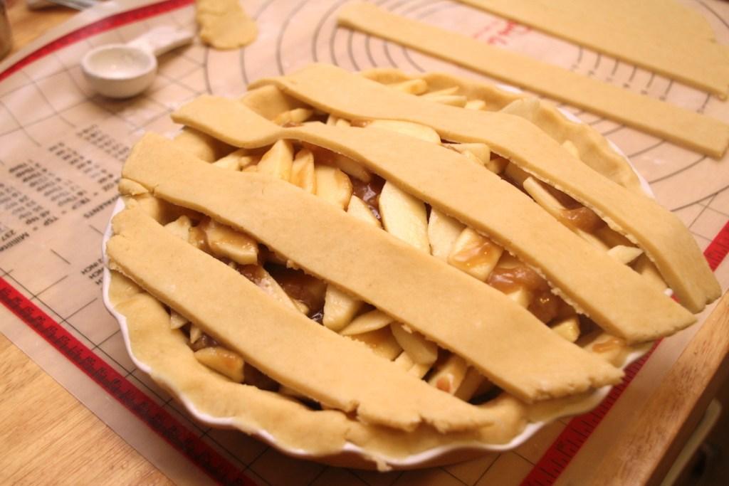 Lattice Crust