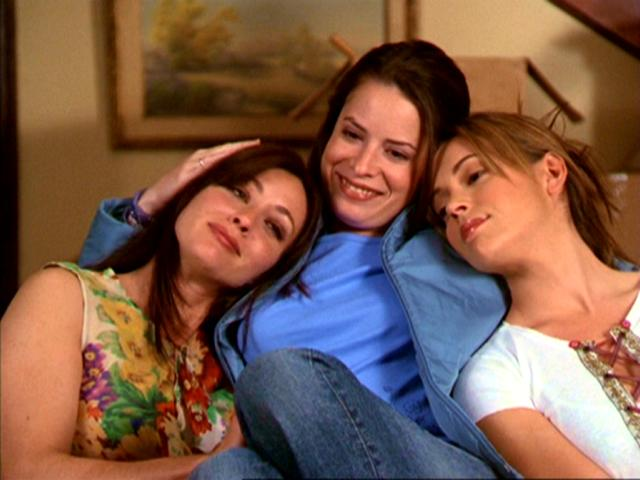 charmed sisters 1