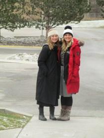 December in Penticton with Sister Hubert