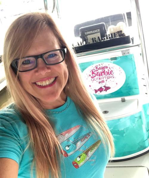 LOUISIANA FISHING!!  Come GIT YOU SOME!! Bayou Barbie Outfitters