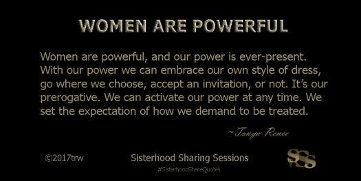 Women Are Powerful