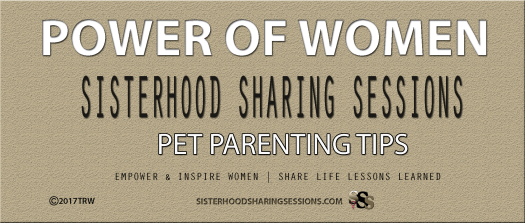 Power Of Women | Sisterhood Sessions | Pet Parenting Tips