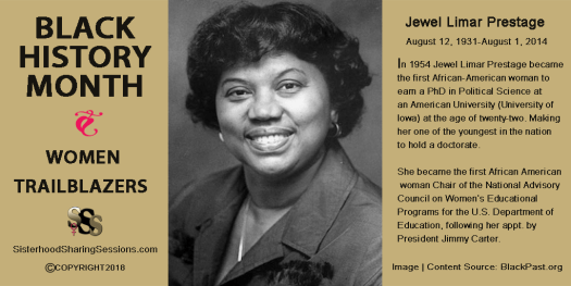 Black History Month | Women Trailblazers