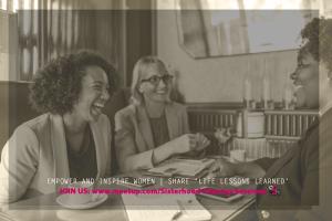 Sisterhood Sharing Sessions Meetup