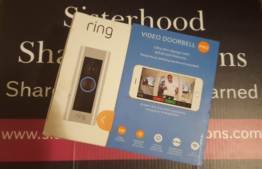 RING Video Doorbell | Home Security Device