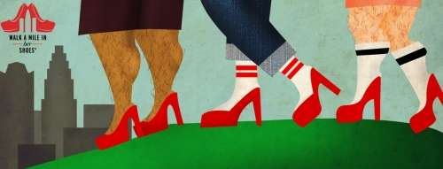 Walk A Mile In Her Shoes   Bring Awareness To Sexual Violence