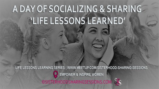 Sisterhood Session: A Day Of Socializing And Sharing
