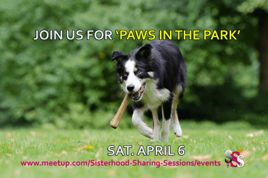 'Paws In The Park'