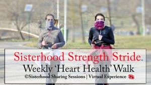 Sisterhood Strength Stride