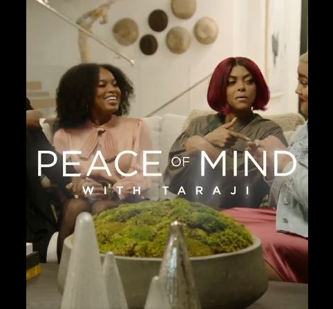 Peace Of Mind | Taraji P. Henson