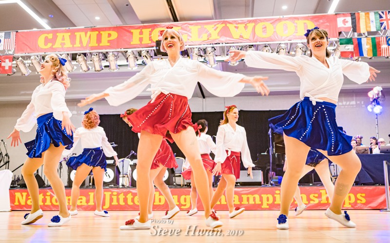 SKDC at Camp Hollywood 2019 - photo by Steve Hwan