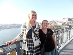 Sister Schill & Sister Runyan