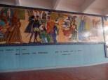 Sameiro Sanctuary Mural